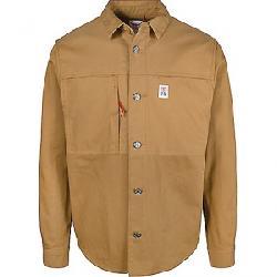 Topo Designs Men's Dual Shirt Khaki