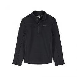Spyder Men's Encore Half Zip Fleece Jacket Black