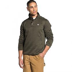 The North Face Men's Sherpa Patrol 1/4 Snap Pullover New Taupe Green White Heather