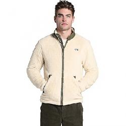 The North Face Men's Campshire Full Zip Jacket Bleached Sand / Burnt Olive Green