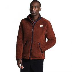 The North Face Men's Campshire Full Zip Jacket Brandy Brown / Aviator Navy