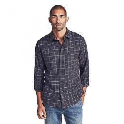Faherty Men's Everyday Shirt Hudson St Windowpane