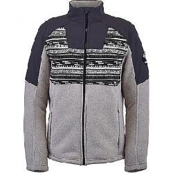 Spyder Men's Wyre Full Zip Fleece Jacket Alloy