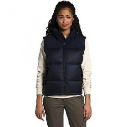 The North Face Women's Eco Nuptse Vest Aviator Navy