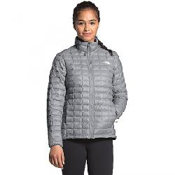 The North Face Women's ThermoBall Eco Jacket Mid Grey Matte
