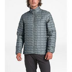 The North Face Men's ThermoBall Eco Jacket Mid Grey Matte