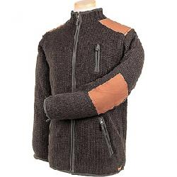 Laundromat Men's Oxford Fleece Lined Sweater Woodland