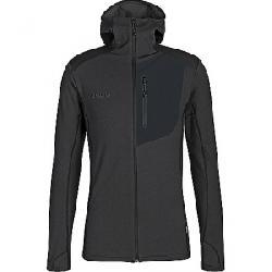 Mammut Men's Aconcagua Light ML Hooded Jacket Black/Black