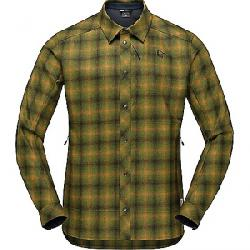 Norrona Men's Tamok Wool Shirt Olive Night