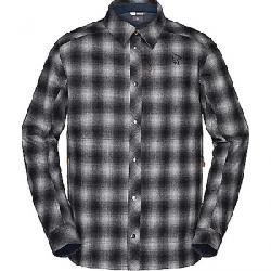 Norrona Men's Tamok Wool Shirt Dark Grey