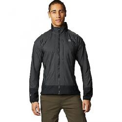 Mountain Hardwear Men's Kor Cirrus Hybrid Jacket Dark Storm
