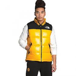 The North Face Men's HMLYN Insulated Vest Summit Gold / TNF Black
