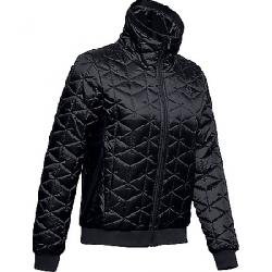 Under Armour Women's Coldgear Reactor Performance Jacket Black / Jet Grey