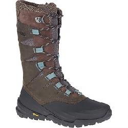 Merrell Women's Thermo Aurora 2 Tall Shell Waterproof Boot Seal Brown