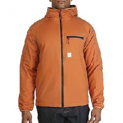 Topo Designs Men's Puffer Hoodie Jacket Clay