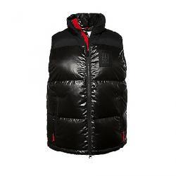 Topo Designs Women's Big Puffer Vest Black