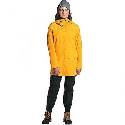 The North Face Women's Liberty Woodmont Rain Jacket Summit Gold