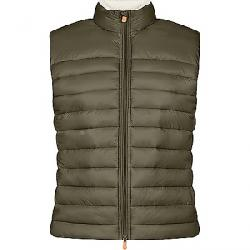 Save The Duck Women's Giga Sherpa Vest Dusty Olive