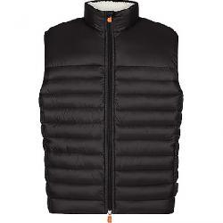 Save The Duck Men's Giga Sherpa Vest Black