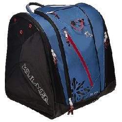 Kulkea SP RXL Ski Boot Bag Sapphire Blue/Red