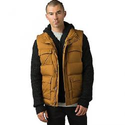 Prana Men's Red Slate Vest Walnut
