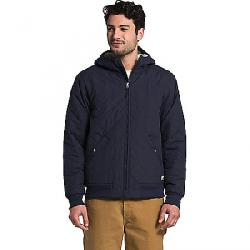 The North Face Men's Cuchillo Insulated Full Zip Hoodie Aviator Navy