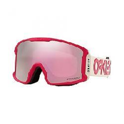 Oakley Line Miner XM Goggle Factory Pilot Rubine Grey/Prizm Hi Pink Iridium