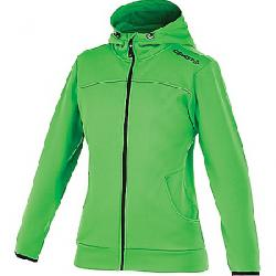 Craft Sportswear Women's Leisure Full Zip Hood Jacket Craft Green