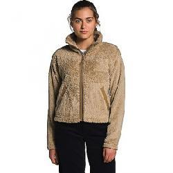 The North Face Women's Furry Fleece 2.0 Jacket Hawthorne Khaki / Utility Brown