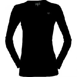 Norrona Women's Wool Round Neck Baselayer Caviar