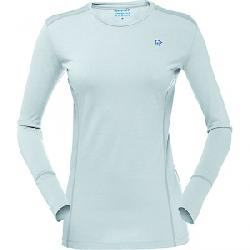 Norrona Women's Wool Round Neck Baselayer Ash