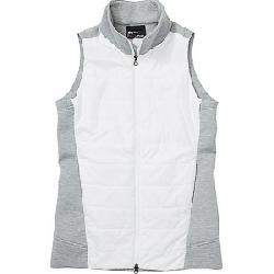 Marmot Women's Denare Insulated Vest Bright Steel Heather / White