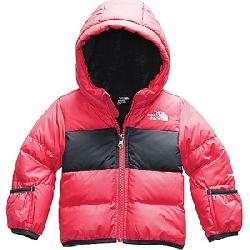 The North Face Infant Moondoggy Hoodie Paradise Pink