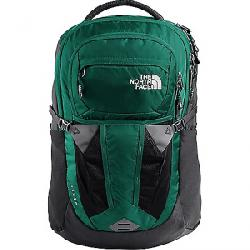 The North Face Women's Recon Backpack Evergreen / Asphalt Grey