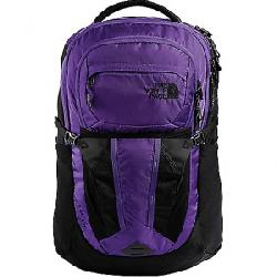 The North Face Women's Recon Backpack Peak Purple Ripstop / TNF Black