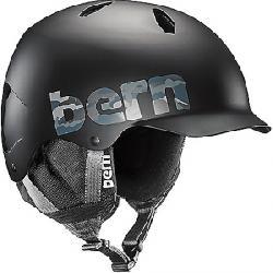 Bern Kids' Bandito MIPS Helmet Matte Black Camo Logo