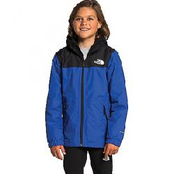 The North Face Boys' Warm Storm Rain Jacket TNF Blue