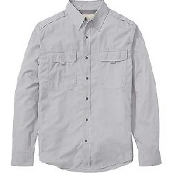 ExOfficio Men's BugsAway Monto LS Shirt Sleet