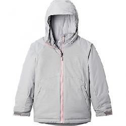 Columbia Girls' Alpine Action II Jacket Columbia Grey Heather / Columbia Grey