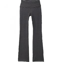Prana Women's Transform Flare Pant Charcoal Heather