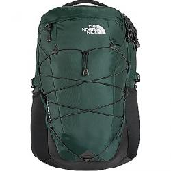 The North Face Borealis Backpack Scarab Green / TNF Black