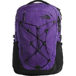 The North Face Women's Borealis Backpack Peak Purple Ripstop / TNF Black