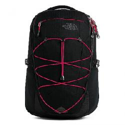 The North Face Borealis Backpack TNF Black TNF Red