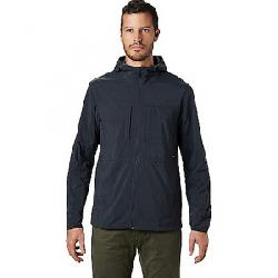 Mountain Hardwear Men's Echo Lake Hoody Dark Storm