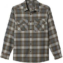 Royal Robbins Men's Lost Coast Flannel Light Pelican