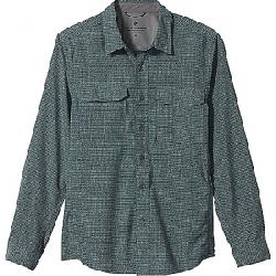 Royal Robbins Global Expedition Print LS Shirt Tradewinds