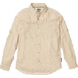 ExOfficio Men's BugsAway San Gil LS Shirt Scotch