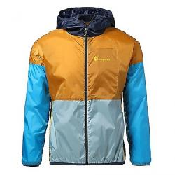 Cotopaxi Teca Windbreaker Fullzip Jacket Seaside