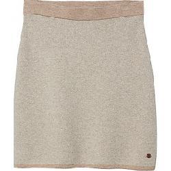 Royal Robbins Women's All Season Merino II Skirt Sandstone