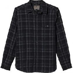 Royal Robbins Men's Sonora Plaid LS Shirt Asphalt